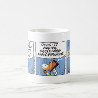 Swamp Air Traffic Control Coffee Mug