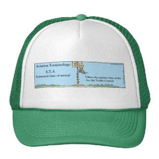 Swamp Air Traffic Control ETA Terminology Trucker Hat