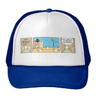 Swamp Air Traffic Control Trucker Hat