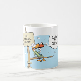 Swamp Air Traffic Controller Coffee Mug
