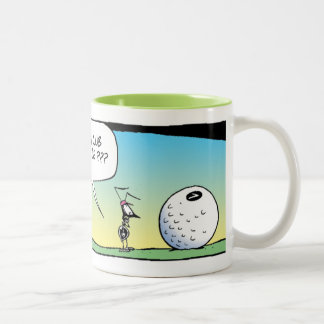 Swamp Ant Golf Club Mug