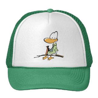 Swamp Cartoons Air Traffic Control Trucker Hat