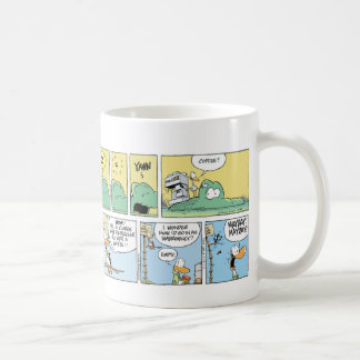 Swamp Coffee Time Mug