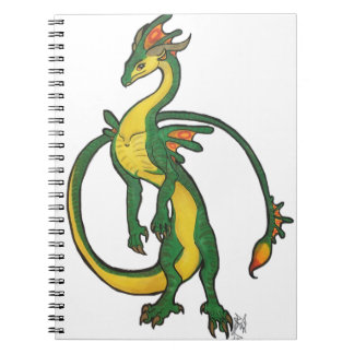 Swamp Dragon Notebooks