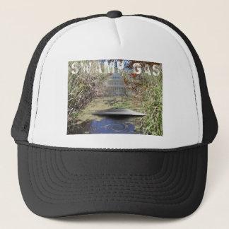 Swamp Gas Trucker Hat