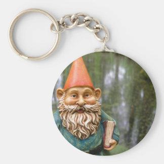 Swamp Gnome Basic Keychain