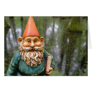 Swamp Gnome, Blank Greeting Cards