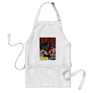 Swamp Man with Beard Standard Apron
