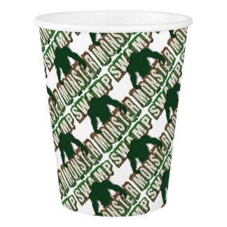 SWAMP MONSTER PAPER CUP