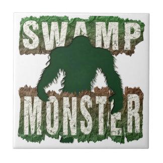 SWAMP MONSTER TILE