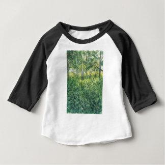 Swamp on Rügen Island Baby T-Shirt