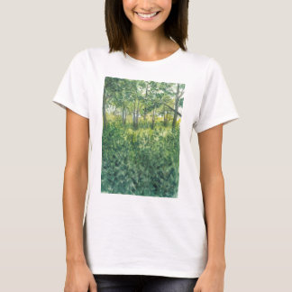 Swamp on Rügen Island T-Shirt