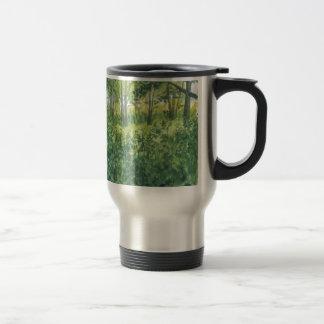 Swamp on Rügen Island Travel Mug