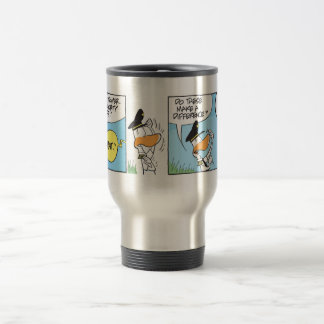 Swamp Pilot Priority Travel Mug