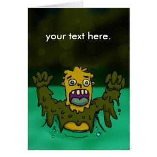 Swamp Thing Card
