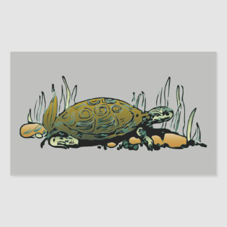 swamp turtle stickers