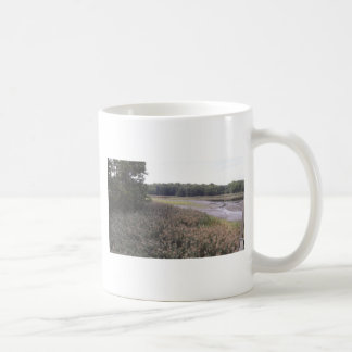 Swamp view coffee mug