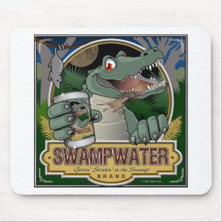 Swampwater Gator Mouse Pad