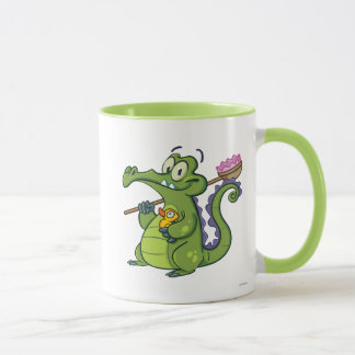 Swampy - Clean Machine Mug