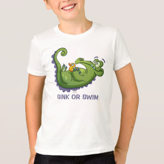 Swampy - Sink or Swim T-Shirt