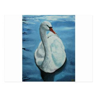 Swan#1 Postcard