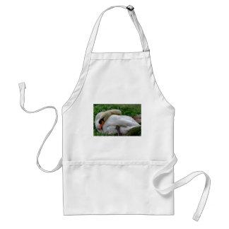 Swan 1 standard apron
