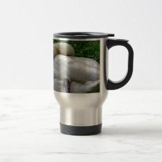 Swan 1 travel mug