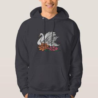 Swan 2 hoodie