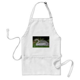 Swan 2 standard apron
