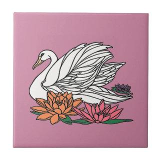 Swan 2 tile