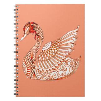 Swan 3 notebooks
