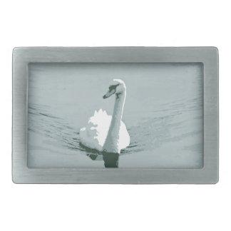 Swan Belt Buckles