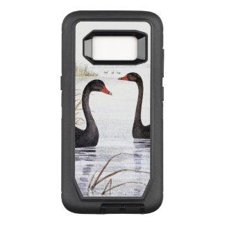 Swan Bird OtterBox Defender Samsung Galaxy S8 Case