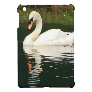 Swan Birds Wildlife Animals iPad Mini Case