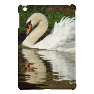 Swan Birds Wildlife Animals iPad Mini Cases