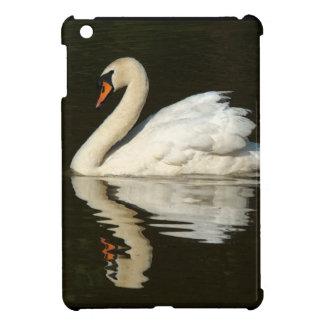 Swan Birds Wildlife Animals iPad Mini Cover