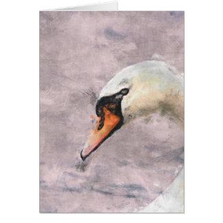 Swan Card