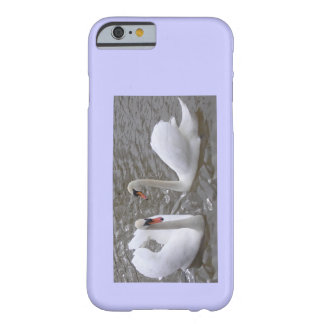 Swan Couple iPhone 6 case/5S case Barely There iPhone 6 Case
