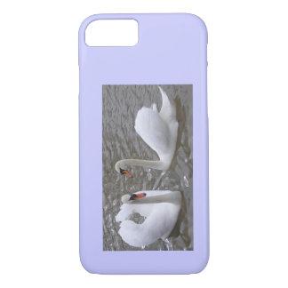 Swan Couple iPhone 7 case/5S case