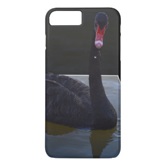 Swan,_Droplets,_iPhone 7 Plus Case