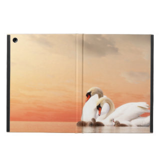 Swan family case for iPad air