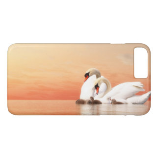 Swan family Case-Mate iPhone case