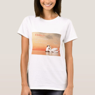 Swan family T-Shirt