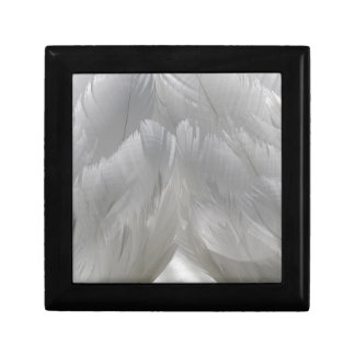 Swan Feathers Gift Box