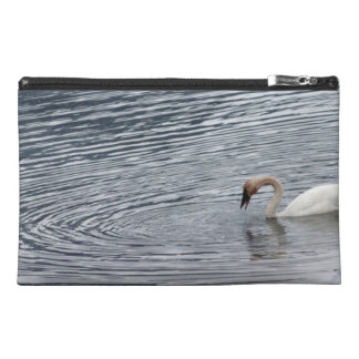 Swan Feeding Travel Accessory Bags