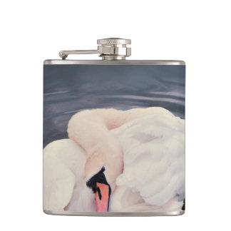 Swan · Lake Hip Flask