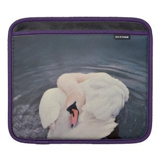 Swan · Lake iPad Sleeve