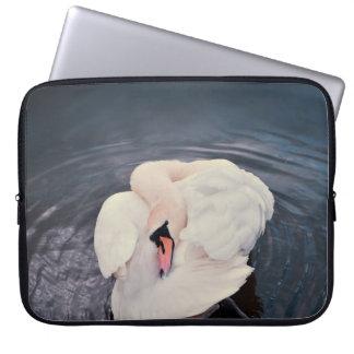 Swan · Lake Laptop Sleeve