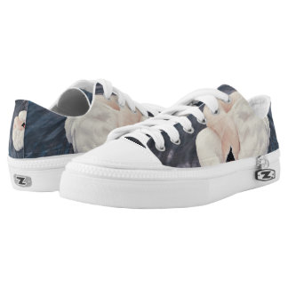 Swan · Lake Low-Top Sneakers