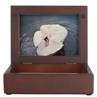 Swan · Lake Memory Boxes